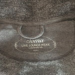 Soma lounge pant suit in brownish/beige